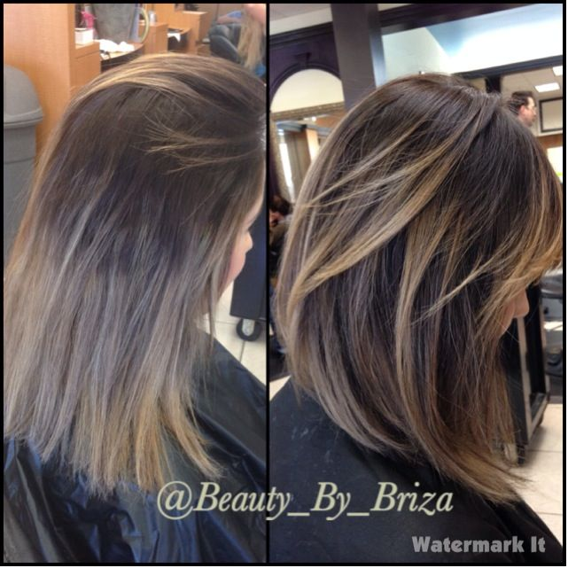 Color Correction Highlights Amp Chocolate Plum Toner