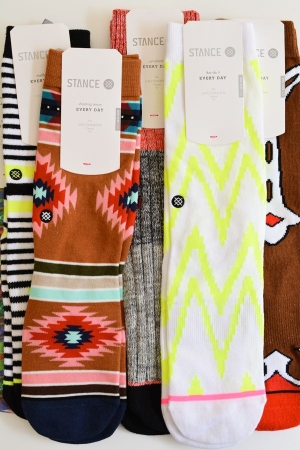 honestly.. BEST SOCKS EVER!!! cool patterns and comfy!!