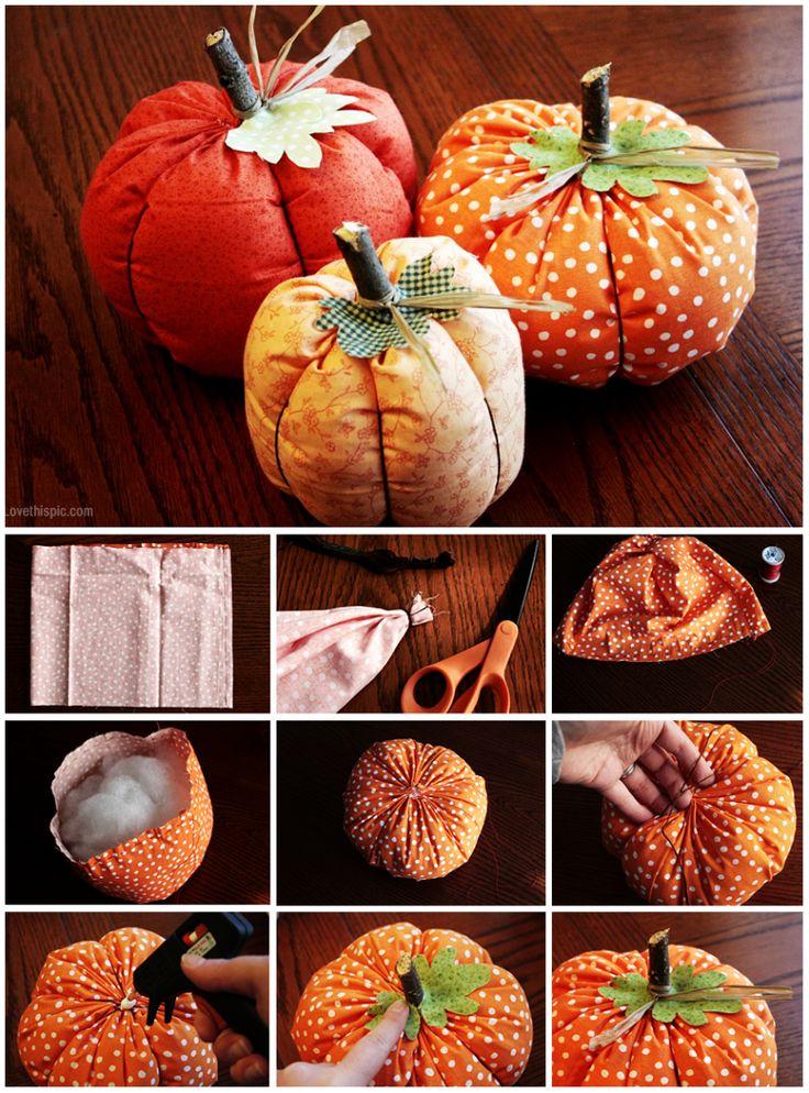 DIY Pumpkin Ideas 8