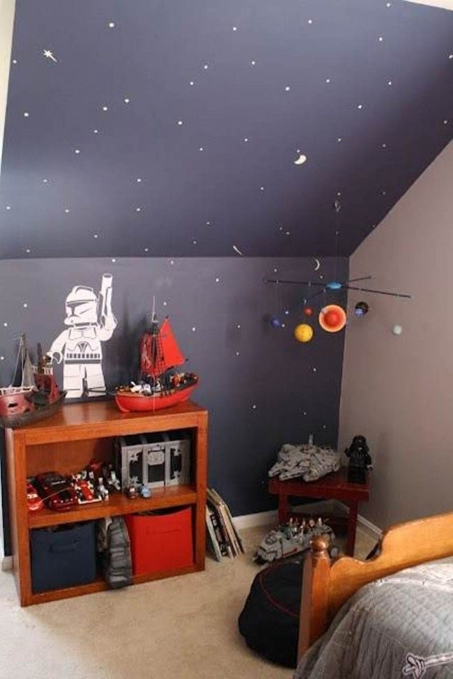Bedroom Decorating With Star Wars Bedroom Ideas A