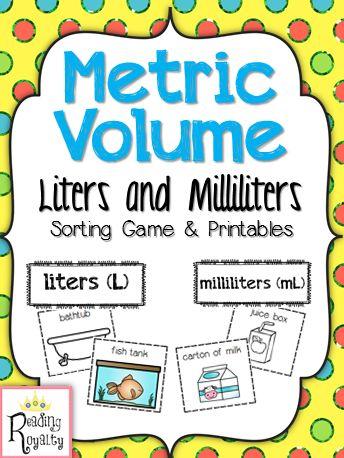 Metric Volume