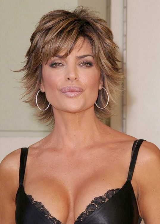 66 Best Lisa Rinna Hairstyle Images On Pinterest