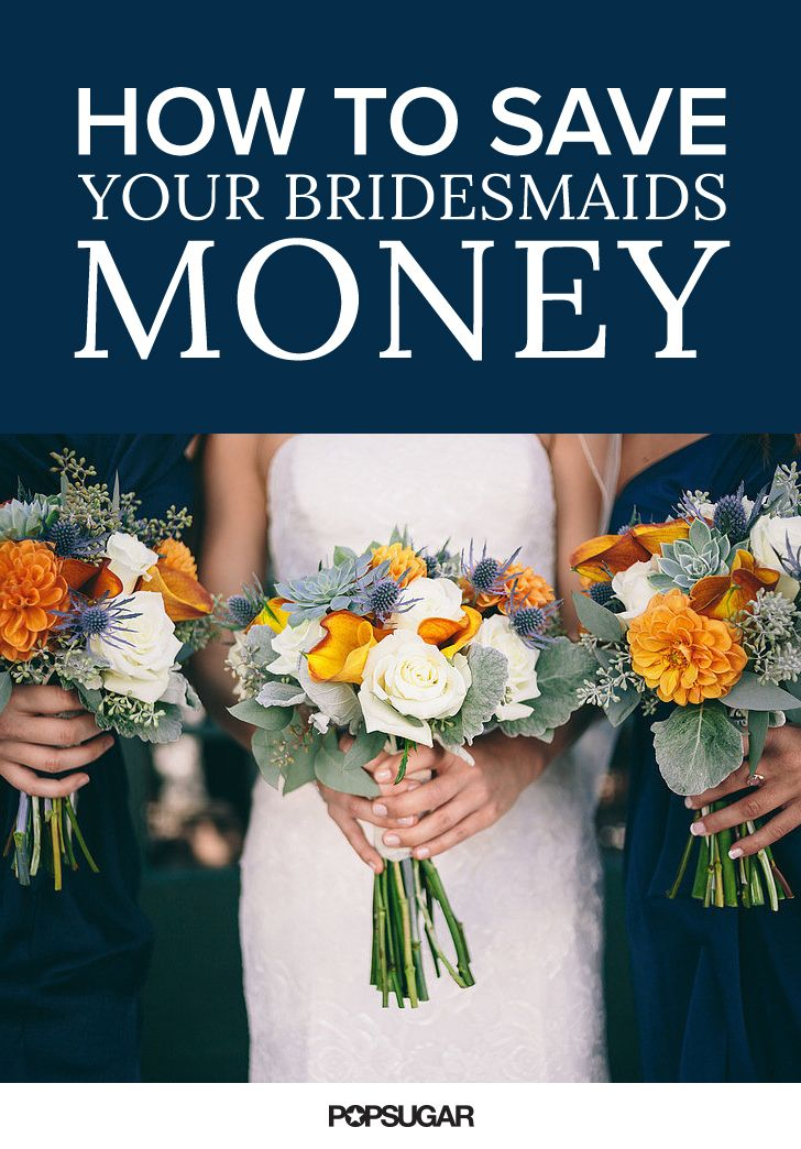 From attire to travel to gifts and favors, your wedding can be a major investment for your bridesmaids. Standing up as part of the