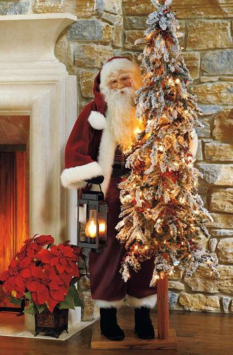 17 Best Images About Lovin The Santa On Pinterest