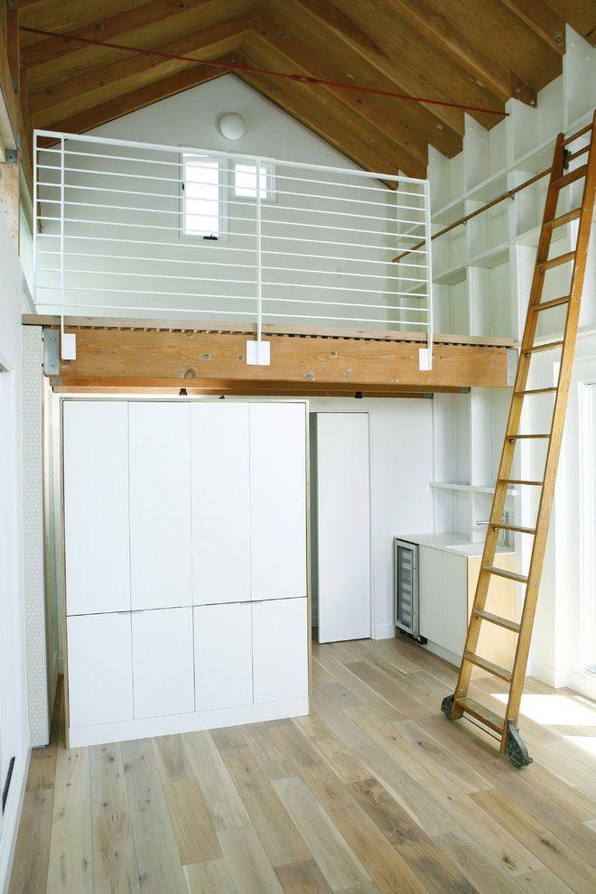 1000 Ideas About Garage Loft Apartment On Pinterest