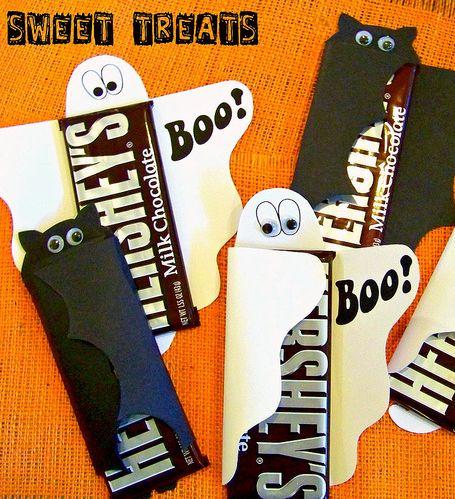 Hi Sugarplum   Halloween Sweet Treats