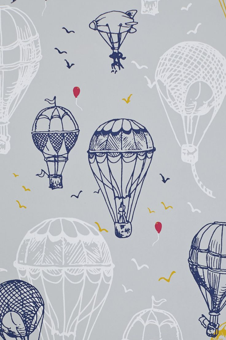 Hot Air Balloons Wallpaper All About