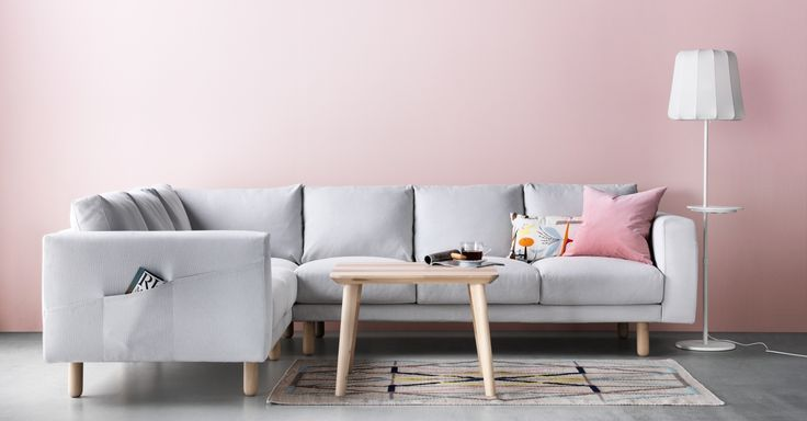 NORSBORG Bank IKEA Room Inspiration Pinterest