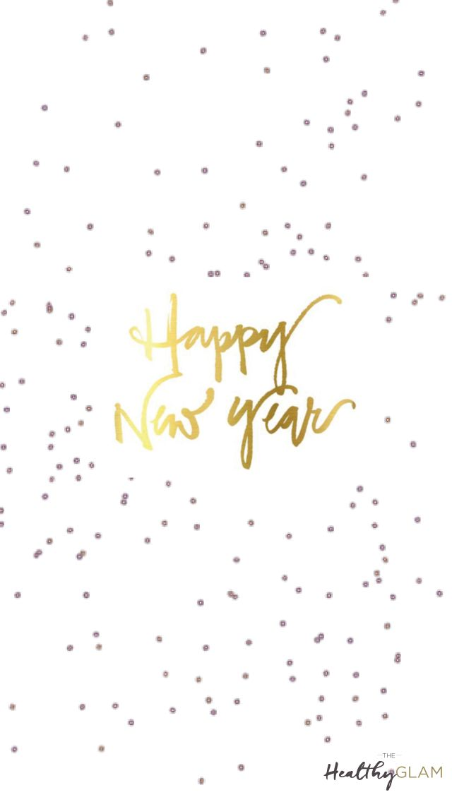 rose gold new year wallpapers
