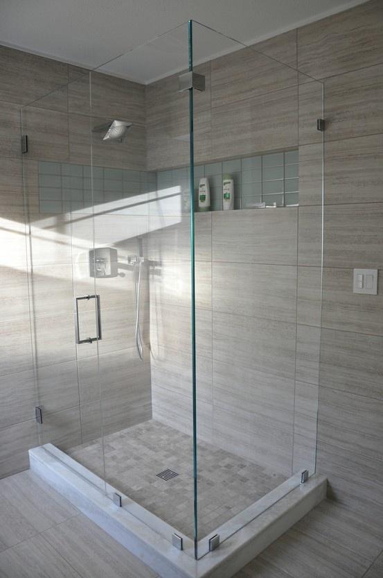 This Stunning Shower Design Showcases Seta Glazed