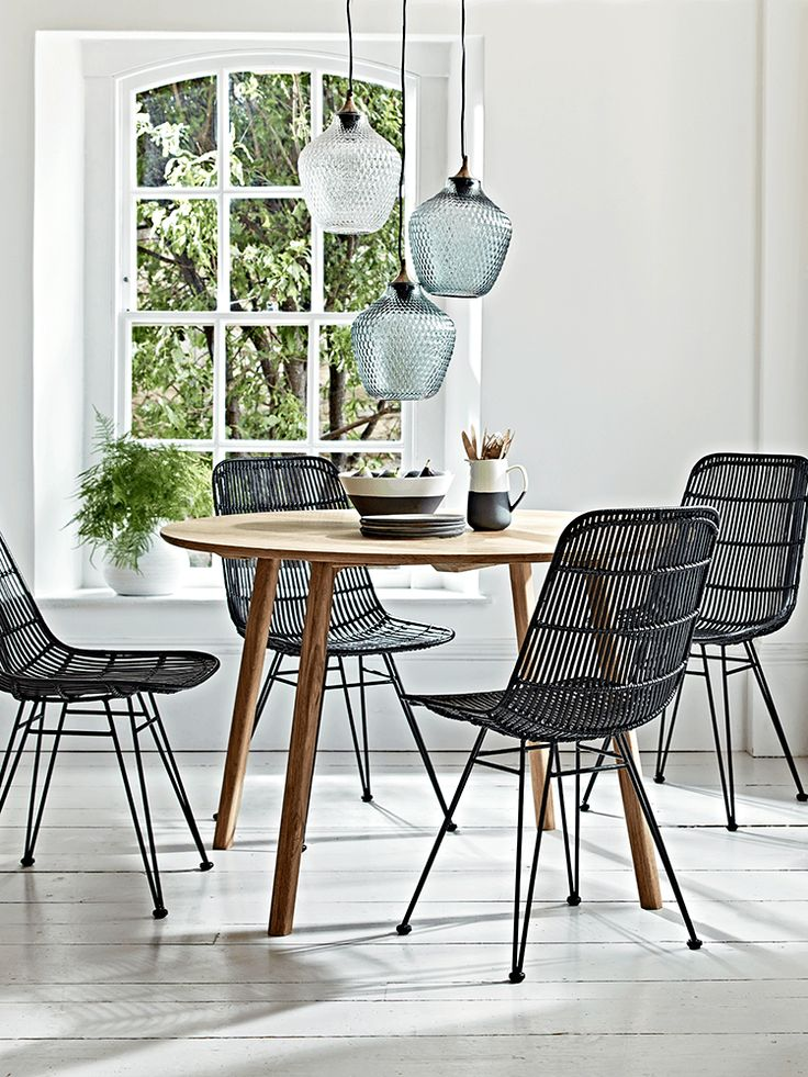 17 Best Ideas About Rattan Dining Chairs 2017 On Pinterest