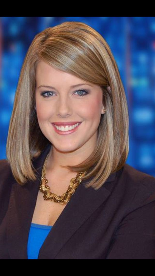 Sarah Fortner From Channel 11 News I Love This Hair Cut