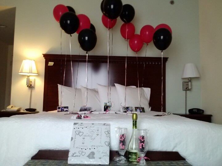 1000 Ideas About Anniversary Surprise On Pinterest
