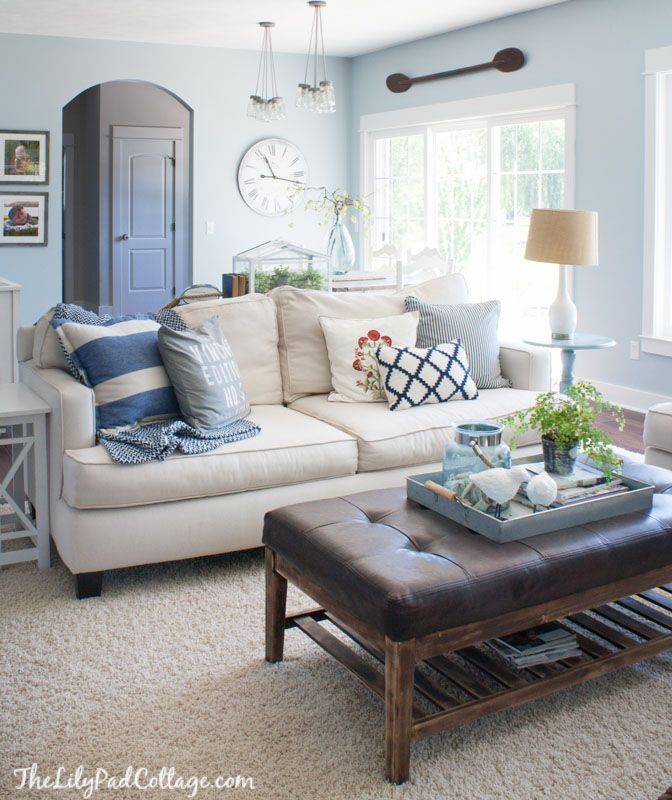 living room decor finally revealed paint colors lakes on lake cottage interior paint colors id=75792