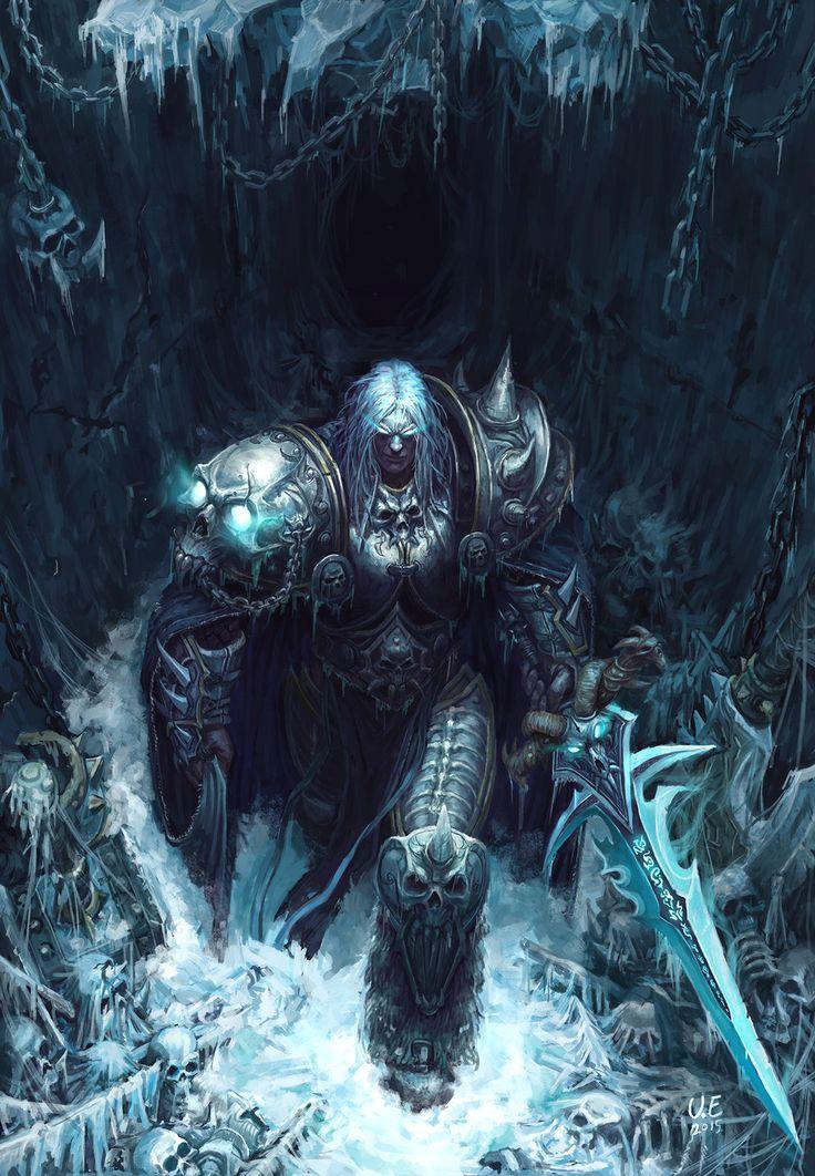 17 Best Ideas About Death Knight On Pinterest Fantasy