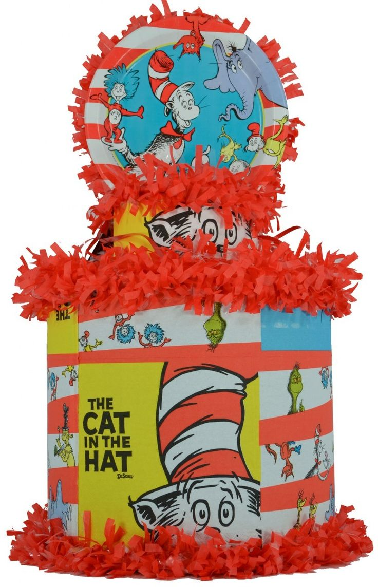 World Of Pinatas Cat In The Hat Pinata 27 99 Http