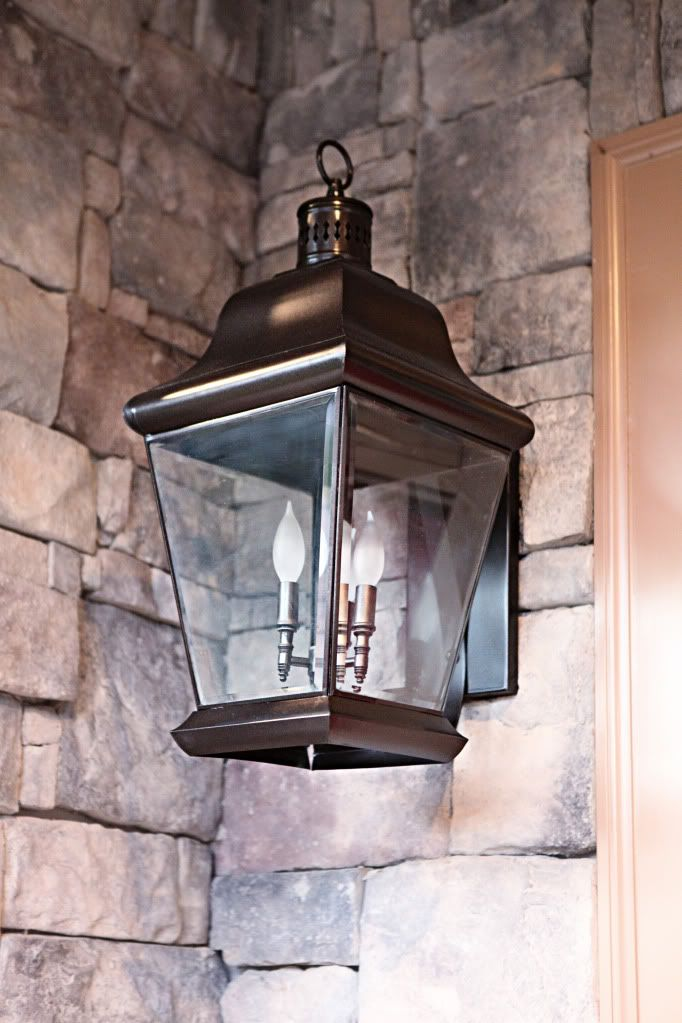 17 Best Images About Cabin Porch Lights On Pinterest Red