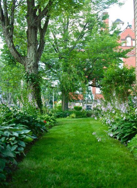 shade garden path ideas 165 best images about Shade Gardens on Pinterest | Gardens