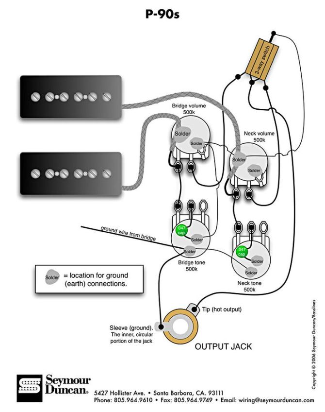 shr 1 wiring diagram seymour duncan  1991 chevy astro van