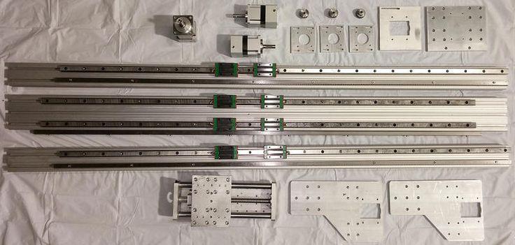 Motiontek Build Your Own CNC Router Kit Canada USA CNC