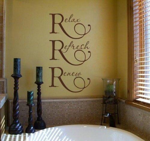 1000 ideas about spa bathroom decor on pinterest spa on bathroom wall decor id=44004