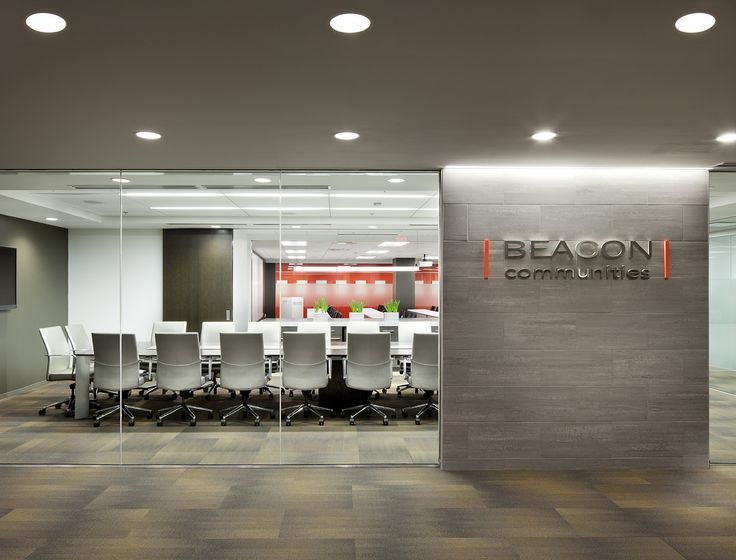 conference room entry way glass with accent wall for logo on office accent wall color id=13994