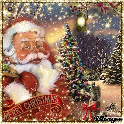 Merry Christmas Dear Friends By Me Vintage Blingee