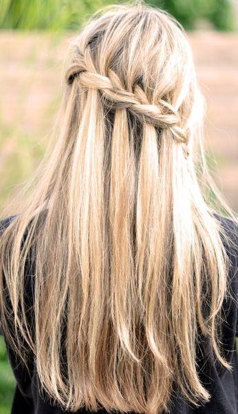 25 Best Ideas About Blonde Braids On Pinterest Pretty