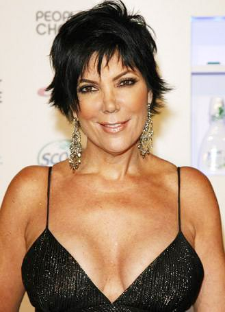 Kris Jenner Jenners And You Think On Pinterest