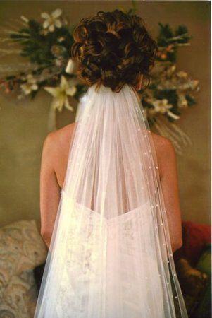 Photo Via Hair Makeup Stylists And Veil