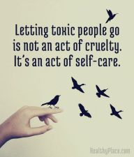 Image result for toxic people quote