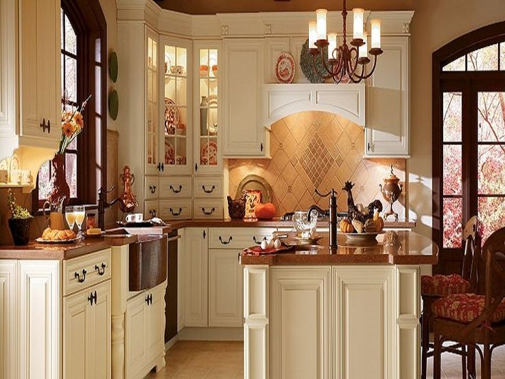 Amazing Thomasville Kitchen Cabinets Design That Will