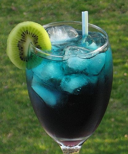 Funky Cold Medina ~ Be careful whom youre around when you drink this aphrodisiac because, whether youre in a bar, tavern, or