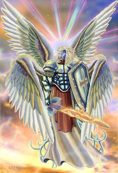 warrior angel | Warrior Angels Of The Kingdom | Pinterest ...