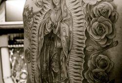 Black And Grey Tattoo San Jose