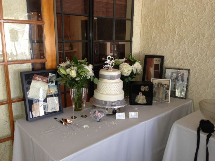 14 Best Images About 60th Wedding Anniversary Party