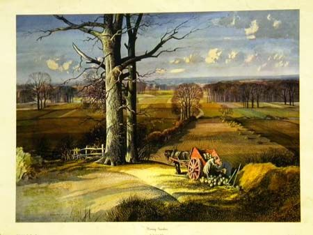 1000 Images About Rowland Hilder On Pinterest