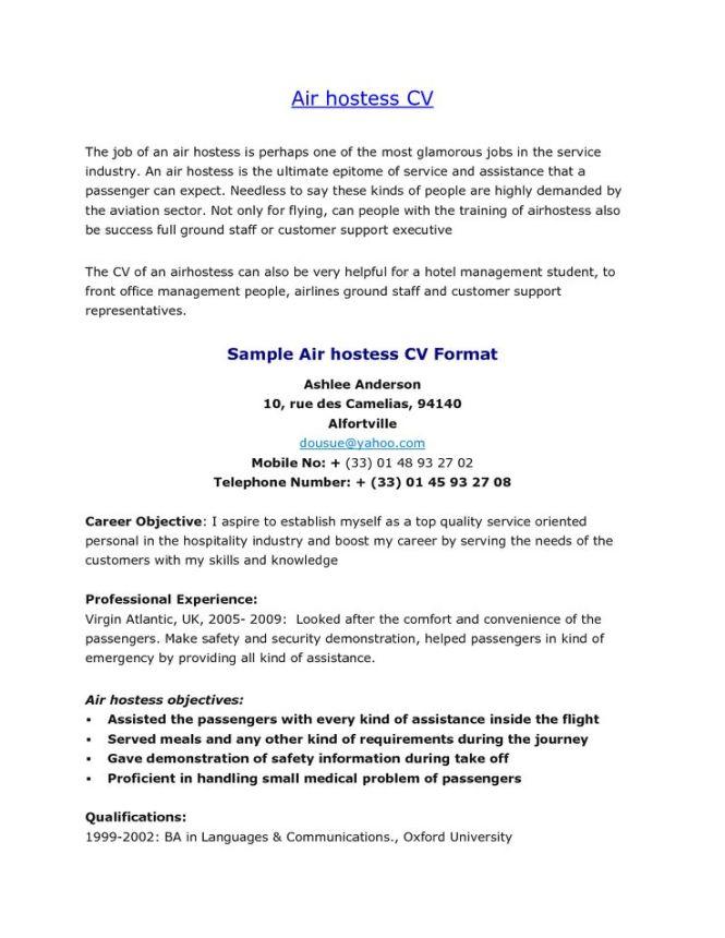 resume objectives 46 sle exle format