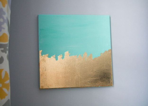 1000+ Ideas About Easy Abstract Art On Pinterest