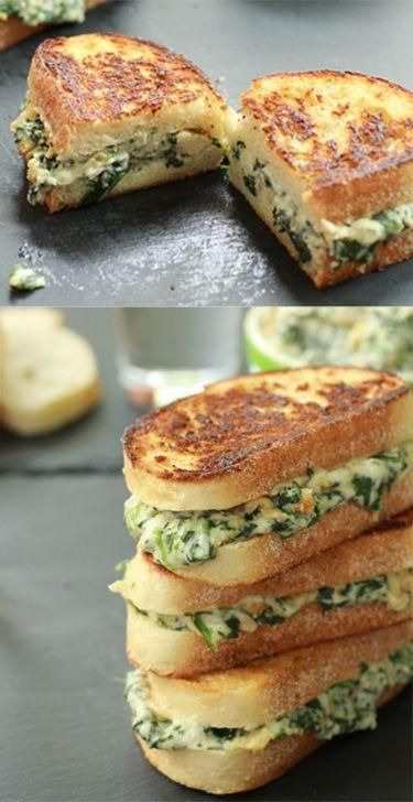 30 ways to make grilled cheese. This is probably the best pin