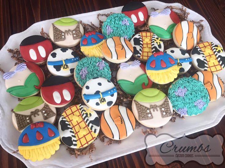 25+ Best Ideas About Disney Cookies On Pinterest