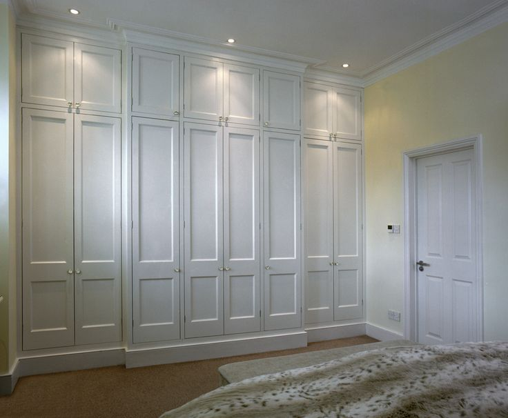 1000 Images About Alcove Wardrobes On Pinterest