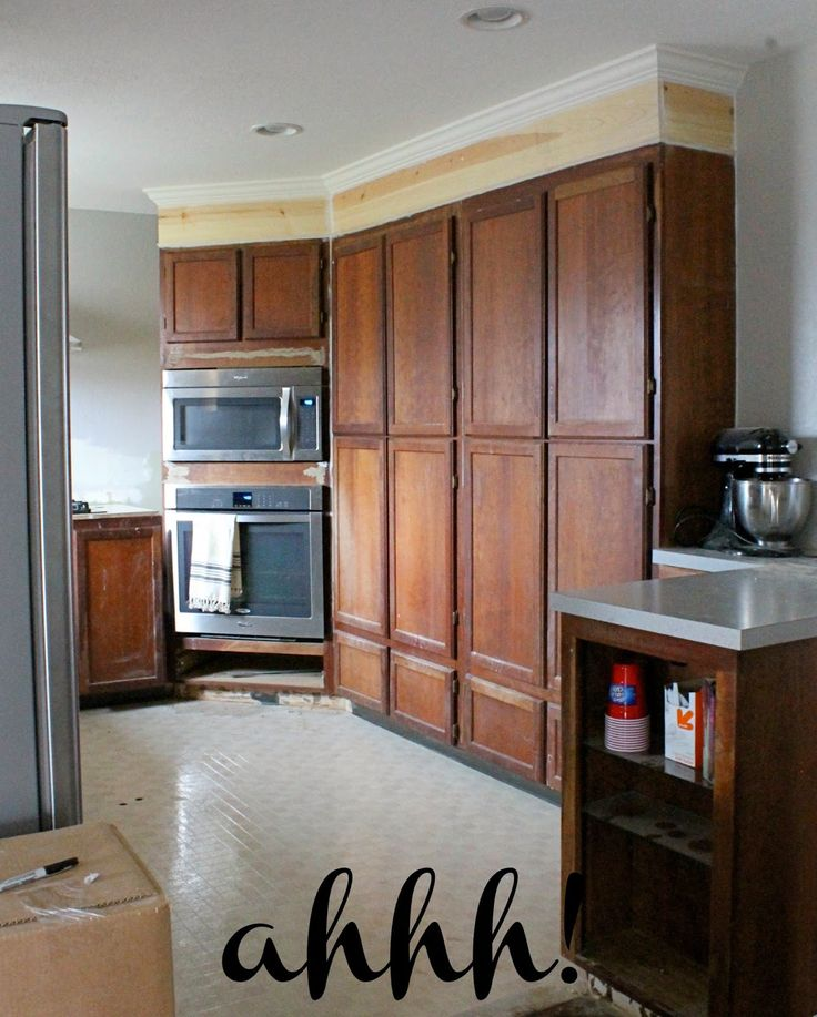 wonderfully made extending kitchen cabinets to the ceiling home decorating pinterest we on kitchen cabinets to the ceiling id=91909