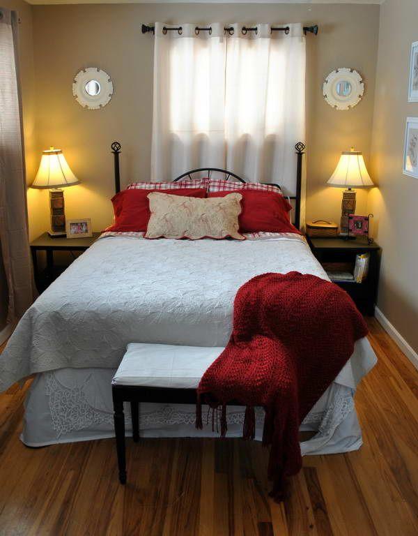 97 best Bedroom images on Pinterest on Very Small Bedroom Ideas  id=47954