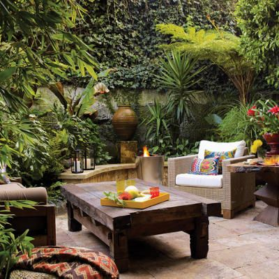 tropical outdoor patio 17 Best ideas about Tropical Patio on Pinterest | Patio
