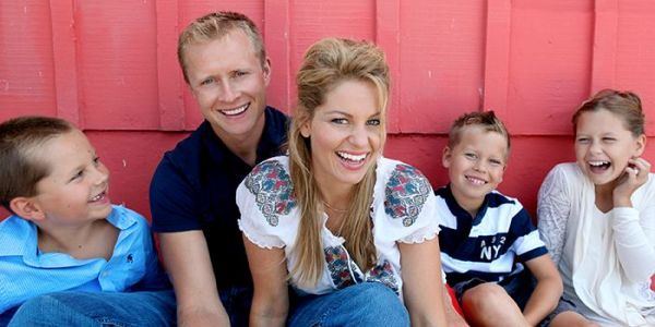 17+ best ideas about Candace Cameron Bure Kids on ...