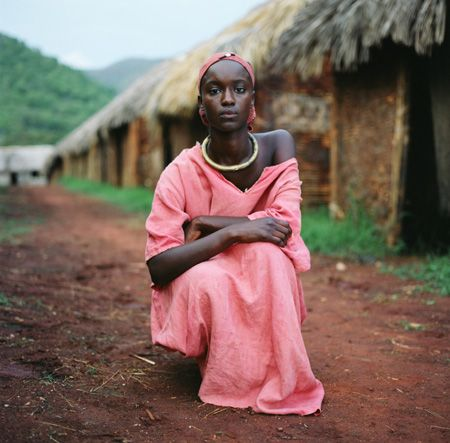Image result for .Vibrant Burials Ceremonies in Kenya