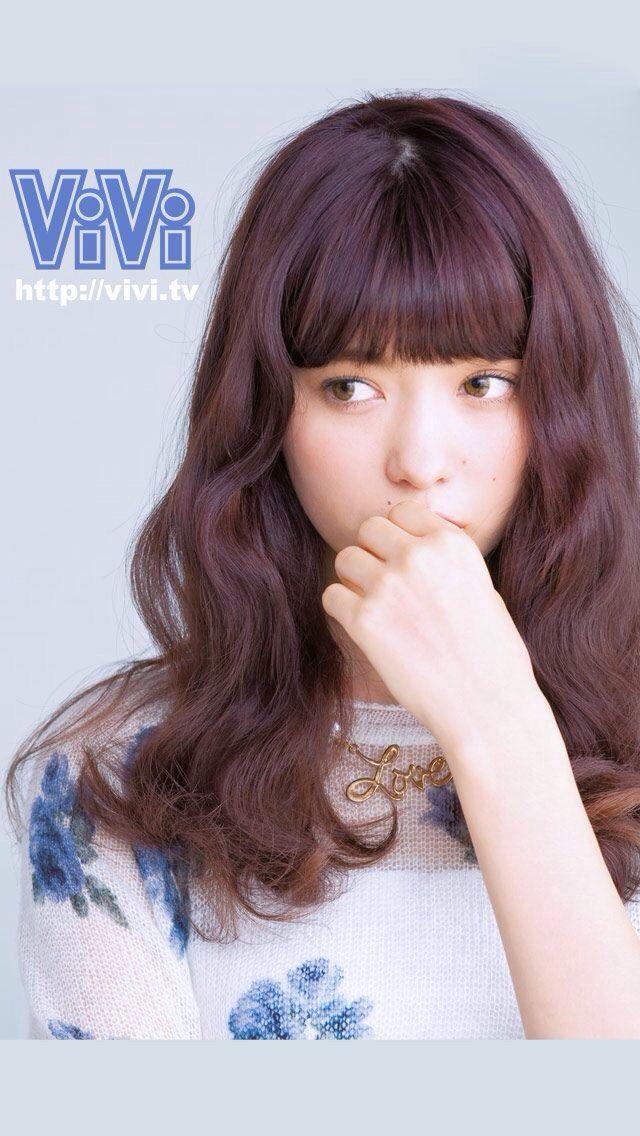 Arisa Yagi Beautiful Hair Color Hair Pinterest