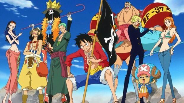 One Piece's 20th