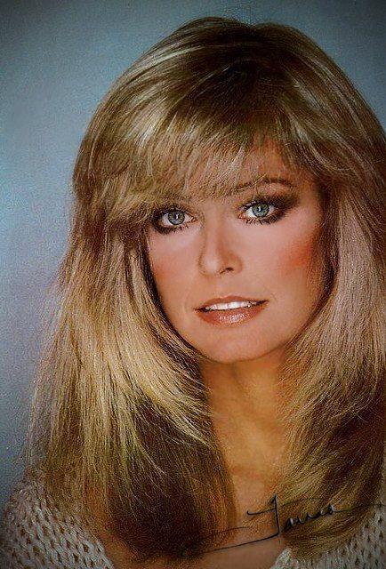 Farrah Fawcett Hair Color Hair Colar And Cut Style